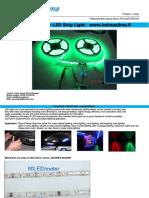 User Manual LED RGB Strip Light