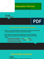 world education partners powerpoint
