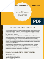 MODEL EVALUASI TINGKAT LOKAL HAMMOND.pptx