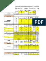 Ejemplo Cálculo de carga térmica Método CLTD