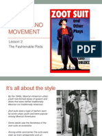 zoot suit powerpoint