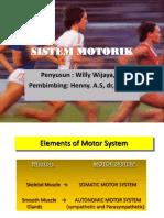 1.Sistem Motorik