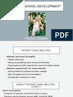 pbrown  professional development ppt