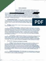 Grant Agreement Redacted 4.7.16