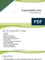 List of Algorithms Interview Questions