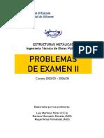 Colección Problemas Examen 2003-2005