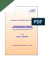 Metodologia Para El Diseño de Mision y Visión
