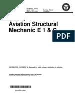 Aviation Structural Mechanic E 1 & C