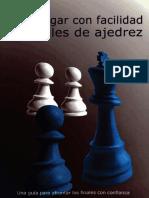 Cómo Jugar Con Facilidad Los Finales de Ajedrez (2003)