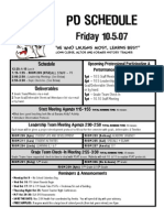 FridayOct5PDSchedule