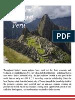 Economic History of Peru_Brochure