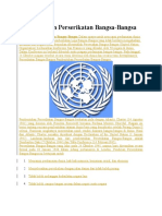 Pembentukan Perserikatan Bangsa