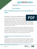 Genero Clase4