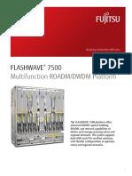 Flash Wave 7500