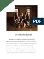 brass artist paper