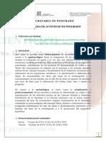 Epistemologia y Metodologia de La