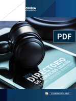 Directorio Legal Web en Colombia