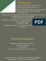 ch11 intelligence newest version  1