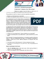 AA3-Evidence 1 Forum AA3