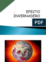 efecto invernadero 1