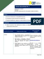 Guía de Aprendizaje Unidad 2 - Intrapersonal V4