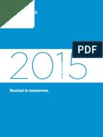 Tembec Financial Report 2015 En