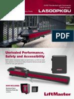 LiftMaster LA500PKGU.pdf