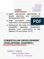 01#Curriculum Development-let Day 1