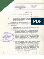 Insurance Memo Circular  Re Licensing of Insurance Agents - IMC 3 - 1993.pdf
