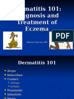 Dermatitis101 Diagnosis Treatment Eczema