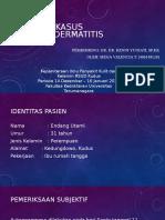 Ujian Kasus Dermatitis