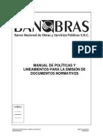 56.- Manual de Políticas y Lineamientos para la Emisión de Documentos Normativos.pdf
