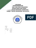 (413558316) Format Laporan Perkembangan Akademik Dan Non Akademik Penerima Beasiswa Bidik Misi