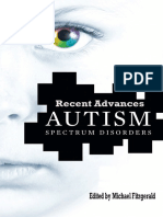 Autism Spectrum Disorder 15 It A