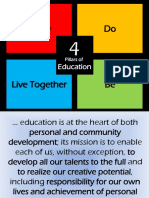 four pillars of education