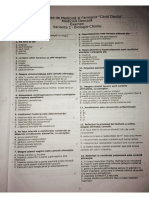 ADMITERE MEDICINA DENTARA 2015 + RASPUNSURI.pdf