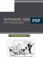 3d Modelling Using Autocad-chapter 9a