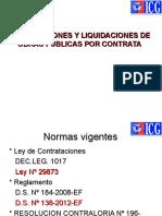 VALORIZACIONES y liquidacion ayacucho ABRIL 2013 (1).ppt