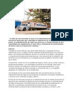 El Éxito de San Fernando Se Basa en La Implementación de Un Modelo de Excelencia Operativa Que Contempla La Adquisición de Tecnología de Punta