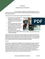 Beyond Access Bangladesh Assessment