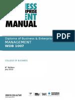 Business Management Student Manual V5_1.0_FINAL
