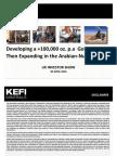 Kefi Uk Investor Pres 30april16