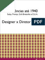 Introdução ao Design - Designer x Diretor de Arte