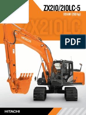 36361 Hitachi ZX210LC 5 Spec en Web   Elevator   Vehicle Technology