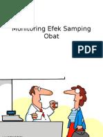 Monitoring Efek Samping Obat 12