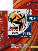 Panini 2010 South Africa [Album Figurinhas].pdf