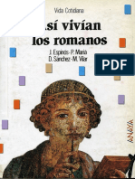 VV.AA. Así vivían los romanos..pdf