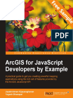 ArcGIS for JavaScript Developers by Example - Sample Chapter