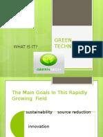 Green Technology1