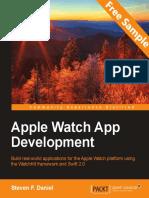 Apple Watch App Development - Sample Chapter
